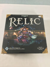 Warhammer 40k RELIC Base Board game Fantasy Flight Games New Sealed