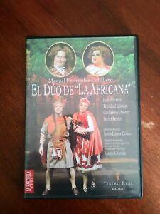 El Duo De La Africana DVD