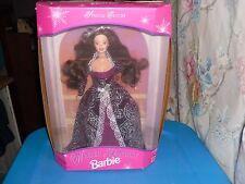 1996 NRFB Special Edition Winter Fantasy Barbie Brunette Hair