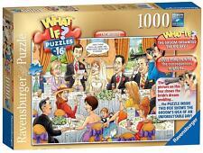 Ravensburger 19658 WHAT IF N. 16 il matrimonio 1000 Pezzi Jigsaw Puzzle Gioco