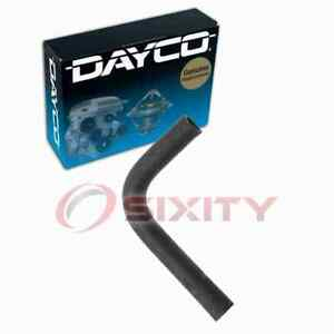 Dayco Heater Hose HVAC Heater Hose for 1983 Mitsubishi Starion Heating Air ca