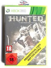 Hunted Demons Forge Xbox 360 Nuevo Precintado Promo Retro Sealed New PALUK