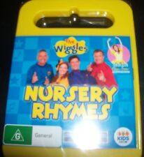 The Wiggles Nursery Rhymes (Australia Region 4) ABC Kids DVD – New