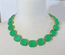 NEW TALBOTS LARGE MINT NECKLACE 18-21""