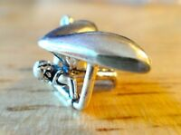 1 Sterling Silver 3D 20x12mm 3gram Hang Glider Gliding Charm