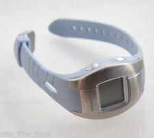 Sportline Women's Midsize Touch Heart Rate Monitor Watch Digital Rubber Strap