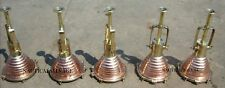 new marine brass and copper ship spot light 1 piece in mint condition