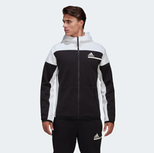 adidas A Z.N.E. Full-Zip Hoodie Men's Athletics Sportswear Track Jacket