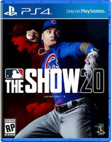 MLB The Show 20 (PS4 PlayStation 4) (NEU & OVP) (Blitzversand)
