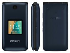 UNLOCKED T-Mobile Alcatel 4044W GO Flip LTE WiFi HotSpot Jitterbug Phone  *9/10*