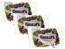 SweetGourmet Gustaf's Licorice Rainbow Laces,  2LB (Pack of 3)  FREE SHIPPING!