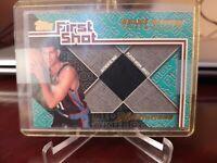 2001-02 Topps Xpectations First Shot Shane Battier #FS-6 Rookie