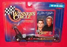 LARRY DIXON JR & DON PRUDHOMME 1997 1/64 WINNER CIRCLE DIECAST TOP FUEL CAR NHRA