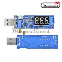 5PCS DC-DC USB Step UP Step Down Converter 5V to 1.2V-24V Power Supply Module