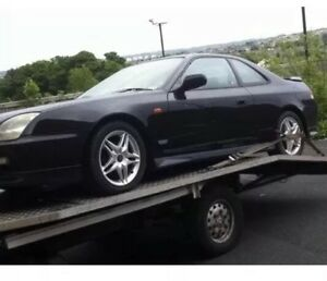 Honda Prelude 1998 For Spares Only