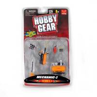 Hobby Gear: 6-PC Mechanic-2 Series 1 1:24 Scale Phoenix Toys