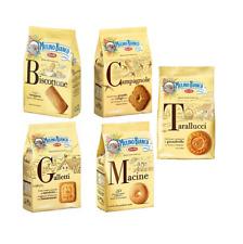 MULINO Bianco Kekse Testpaket 5x700g Macine Galletti Biscottone CAMPAGNOLA