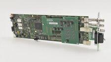Evertz 7721DD4-HD +GPI HD/SD-SDI Quad Data De-embedder w/ backplane