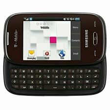 MINT Samsung Gravity Q SGH-T289 - Brown (T-Mobile) Cellular Phone