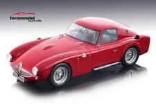 ALFA ROMEO 6C 3000 CM PRESS ROSSO ALFA 1953 RED 80 PCS 1/18 TECNOMODEL TM18-48A