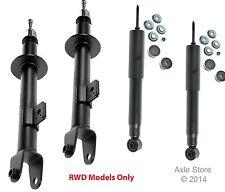 4 New Struts Shocks Full Set Lifetime Warranty Fit 300 Charger Magnum RWD Only