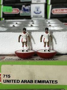 Subbuteo LW Team - United Arab Emirates Ref 715. Beautiful Team Very Rare