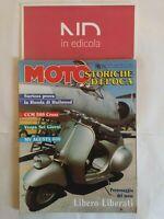 MOTO STORICHE & D'EPOCA 18 GIUGNO 1997 - VESPA SEI GIORNI MV 600 4 CILINDRI