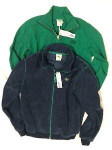 LACOSTE YOUTH BOY Sweatshirts Green Blue YOUTH JR 14 NWT lot
