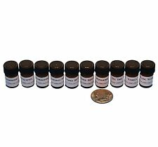 Essential Oils Sampler Set Therapetic Grade 1/2 Dram 2ml