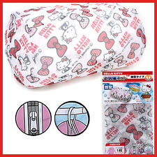 Sanrio Hello Kitty Laundry Bag Zippered Underwear Lingerie Wash Mesh Bag