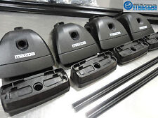 MAZDA 5 2006-2015 NEW OEM REMOVABLE ROOF RACK KIT 0000-8L-L09