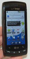 LG VS740 Ally 3G Android Verizon Smart Phone Slide-Out Qwerty Keyboard camera -B