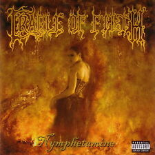 """POSTER - CRADLE OF FILTH - NYMPHETAMINE- 30""""X40"""" - FABRIC - NEW***"""