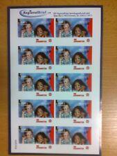 Briefmarkensatz 2tlg RPV Schwerin Privatpost Briefmarken 2.Serie Sammler Edition