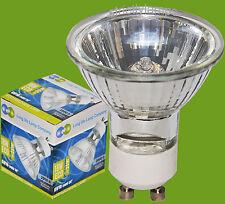 5 x GU10 Halogen Energy Saving Light Bulbs 18w = 25w