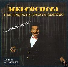 MELCOCHITA y su conjunto A COMMER LECHON CD