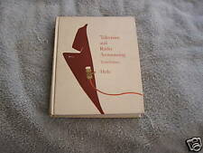 Television and Radio Announcing Stuart Hyde 1979 3rd Ed