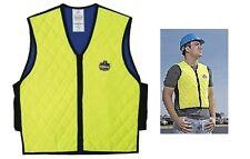 Chill-Its 6665 Evaporative Cooling Vest Hi Vis LIME XL NEW in BAG!