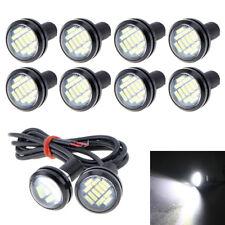 2PCS 12V 15W Backup Daytime Running LED Light Spotlighting Eagle Eye Car Lamp UU