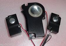 Mini - Lautsprecher / System 2x Speeker + 1x SubWoofer - 2Watt 4 Ohm ... 3 - St.