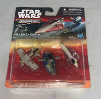 1997 Micro Machines Star Wars Obi-wan Kenobis Jedi Starfighter