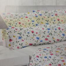 Linge de lit et ensembles campagnes multicolore en 100% coton