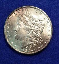 1896 Morgan Silver Dollar Choice AU