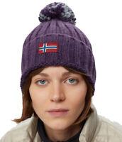 Napapijri Cappello in lana con ponpon Semiury N0YKCM Donna F/W 19-20