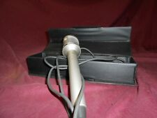 Realistic stereo electret microphone