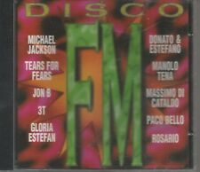RARE PROMO CD DISCO FM SPAIN 1996 MICHAEL JACKSON 2 TRKS TEARS FOR FEARS EPIC
