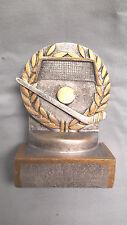economy Hockey resin stick Net trophy award Jds63