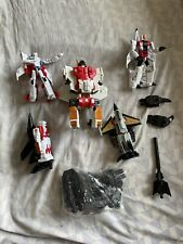 Transformers Combiner Wars Aerialbots SUPERION Loose Prime Upgrade Lot