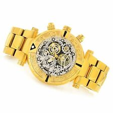 17105 Invicta Reserve Subaqua Noma I Swiss Chronograph 18KT GP SS Bracelet Watch