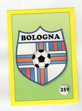 figurina IL GRANDE CALCIO VALLARDI 1992 NUMERO 359 BOLOGNA SCUDETTO